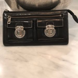 Marc Jacobs Double Buckle Wallet